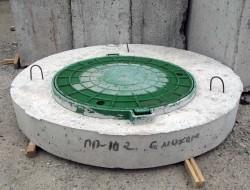 Пластиковые канализационные люки