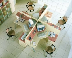 Выбираем офисную мебель для персонала