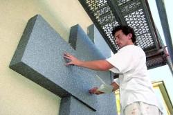 Технология крепления фасадных элементов
