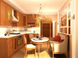 Особенности проектирования малогабаритной кухни
