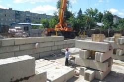 Этапы строительства магазина