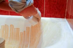 Варианты реставрации старой ванны