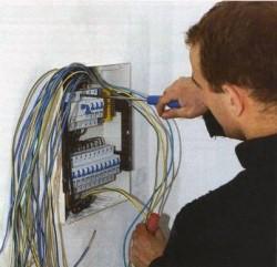 Правила замены электрической проводки в квартире