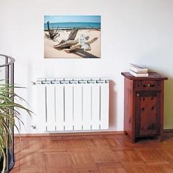 Особенности монтажа биметаллических радиаторов