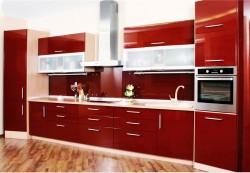 Выбирая кухонную мебель на заказ, стоит заранее продумать освещение