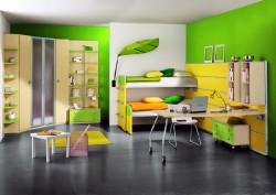 10 основных советов по правильному выбору мебели для детской комнаты