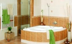 Как создать оригинальный интерьер для ванной комнаты?