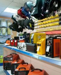 Материалы и аппараты для сварки