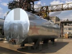 Плюсы горизонтальных стальных резервуаров