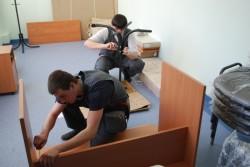 Сложность процесса разборки и перевозки мебели