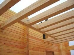 Особенности деревянных домов из бруса