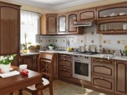 Специфика покупки классической кухни
