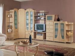 Купить гостиные в Санкт-Петербурге в интернет-магазине «Настоящая мебель»