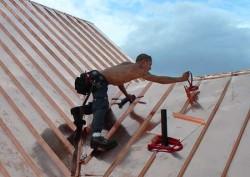 Строим крышу, соблюдая основные правила