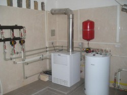Как произвести ремонт газовых котлов?