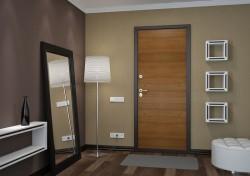 Металлические двери, как залог безопасности жилища