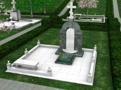 Преимущества мраморных памятников