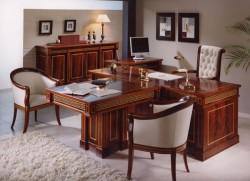Выбор офисной мебели для кабинета руководителя предприятия
