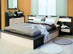 Выбор двуспальной кровати и ее значение в интерьере спальни