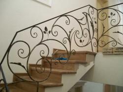 Выбираем подходящие ограждения для лестницы