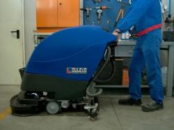 Разновидности уборочного оборудования