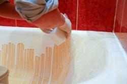 Основные три способа покрытия ванной акрилом, и их особенности