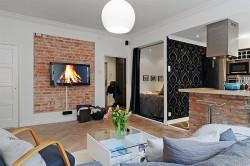 Как выполнить дизайн интерьера в однокомнатной квартире?