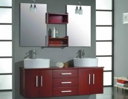 Необходимость приобретения и виды мебели для ванной