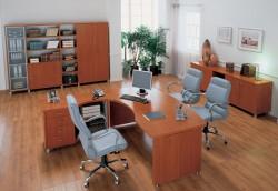 Особенности современной офисной мебели