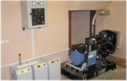 Несколько советов по установке дизельных генераторов