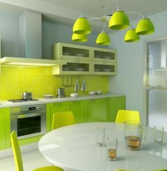 Основы дизайна кухни