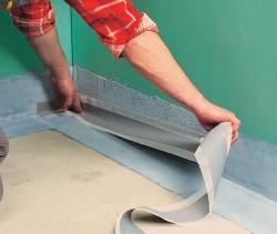 Гидроизоляция как часть ремонта ванной комнаты