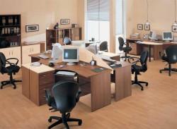 Мебельный дизайн офисных помещений