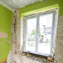 Как правильно сделать откосы для окна?