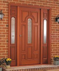 Что учитывать при выборе входной двери?