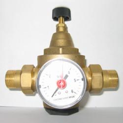 Зачем нужны регуляторы давления воды?