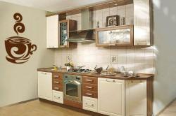 Особенности изготовления кухни на заказ