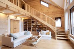 В чем заключаются основные преимущества домов из дерева?