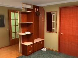 Зонирование пространства жилого помещения