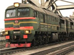 Перевозки грузов при помощи железнодорожного транспорта