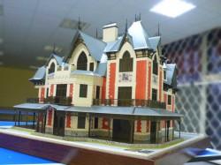Архитектурные макеты: виды и особенности