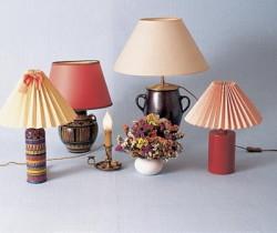 Как сделать люстру или светильник своими руками?