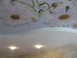 Что собой представляют тканевые натяжные потолки?