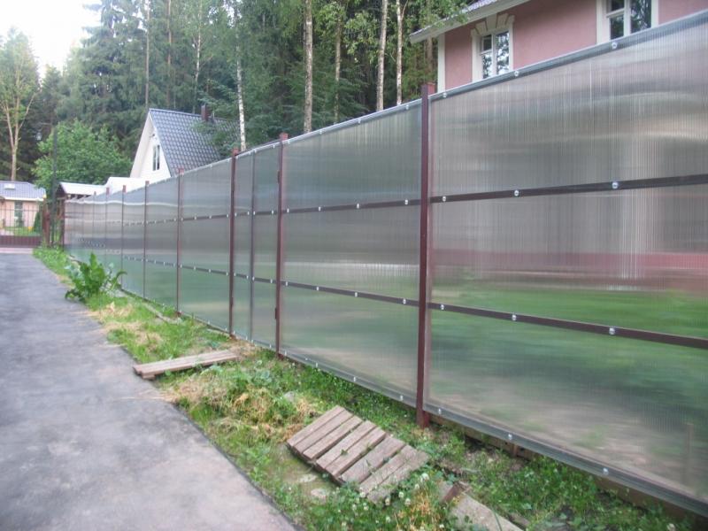 Забор какой сделать