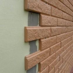 Фасадные панели различных видов
