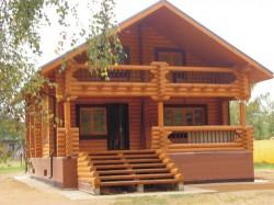 Как создать проект дома из дерева