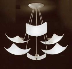 Выбор люстры под дизайн помещения