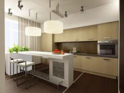 Как сделать дизайн кухни?