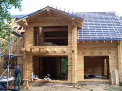 Особенности недорогого деревянного строительства