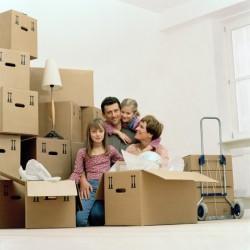 Как происходит переезд в новую квартиру?